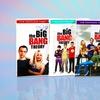 $69.99 for The Big Bang Theory Seasons 1–4