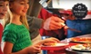 Incredible Pizza Company - Urbandale: Pizza for Two or Four with Buffet, Drink, and Games at Incredible Pizza Company in Urbandale (Up to 62% Off)