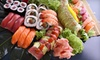 Mika Japanese Cuicine and Bar - Downtown: Four-Course Prix-Fixe Meal with Drinks for Two or Four at Mika Japanese Cuisine & Bar (Up to 65% Off)