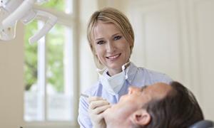 Dental Corner: Wertgutschein über 54,90 € oder 104,90 € anrechenbar auf eine oder zwei professionelle Zahnreinigungen bei Dental Corner