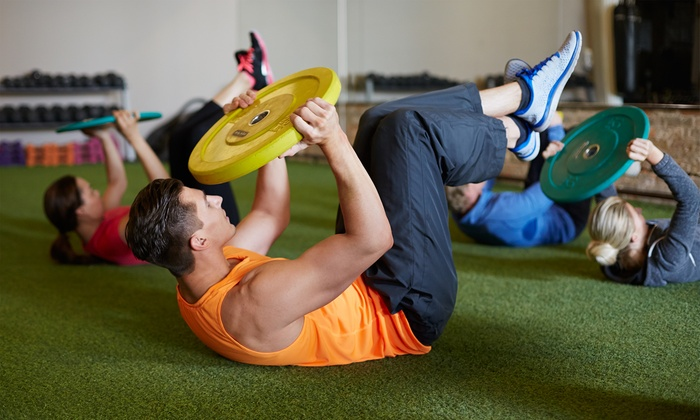 Fit Body Boot Camp West Covina and Upland - Multiple Locations: Boot-Camp Classes at Fit Body Boot Camp West Covina (Up to 72% Off). Two Options Available.