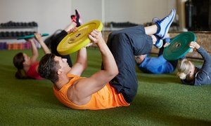 CrossFit No Quarter: Five, 10 or Unlimited Month of CrossFit Classes at CrossFit No Quarter (Up to 79% Off)
