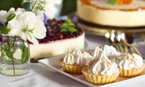Miola: Afternoon Tea For Two or Four People from £15 at Miola