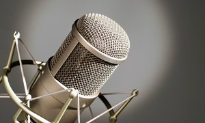All Around Sound Recording: $50 for $100 Worth of Services at All Around Sound Recording