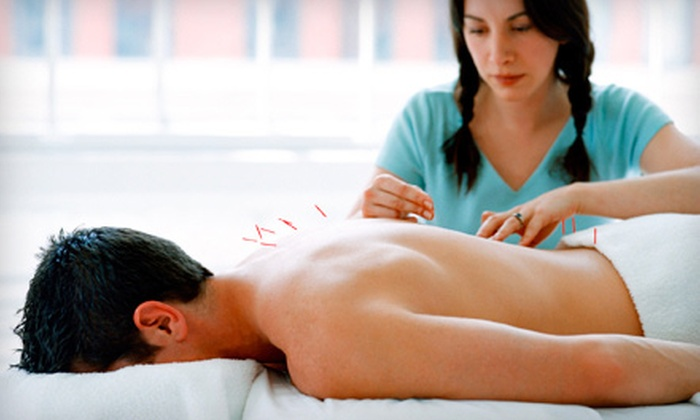 PK Acupuncture & Wellness Center - Old West Austin: $47 for $105 Worth of Acupuncture at PK Acupuncture & Wellness Center