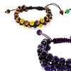 Up to 68% Off Gemstone and Crystal Shamballah Bracelets