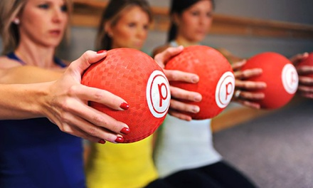Two Weeks of Classes for One, or One Month of Classes for One or Two at Pure Barre (Up to 79% Off)