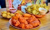 Show-Me's Florissant - Florissant: Two Lunch Items with Sodas and Beers or Wing Combo and a Bucket of Beers at Show-Me's (Up to 54% Off)