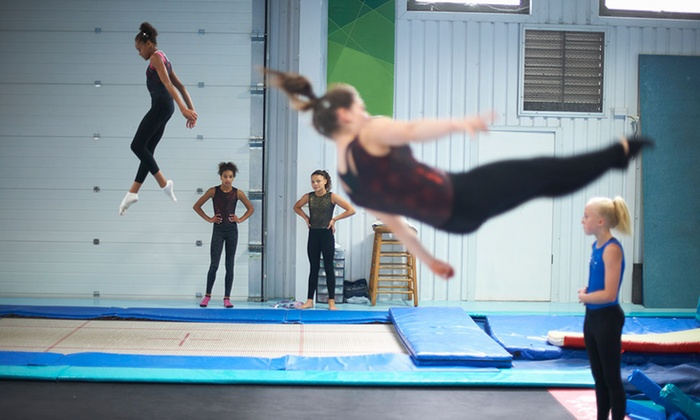 City of Coventry Trampoline and Gymnastic Club - COVENTRY: Up to Six Gymnastics or Trampoline Sessions at City of Coventry Trampoline and Gymnastic Club (Up to 41% Off)