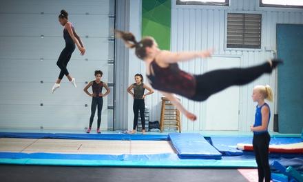 Gymnastics or Trampoline Sessions