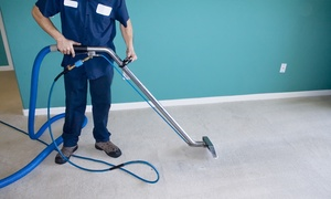 The Cleaning Group: Carpet, Tile, and Upholstery Cleaning from The Cleaning Group (Up to 50% Off). Four Options Available.