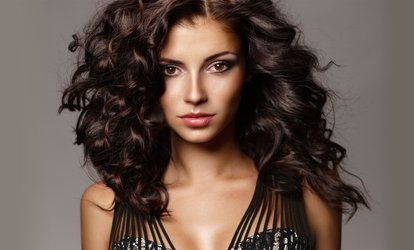 image for Wash, Cut and Blow-Dry with Optional Half-Head Highlights at Studio East Heavitree (Up to 66% Off)