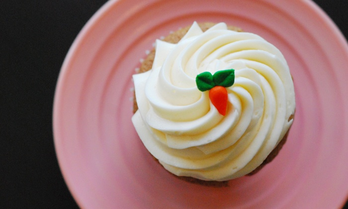 Hello, Cupcake - Downtown Tacoma: $15 for One Dozen Cupcakes at Hello, Cupcake ($30 Value)