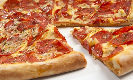 $11 for $20 Worth of Italian Food and Drinks at Deli Italiano Gourmet Pizza & Subs