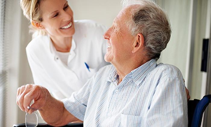 StaffingRUS Nurses Registry - Delray Park of Commerce East: $110 for $200 Worth of Senior Care at StaffingRUS Nurses Registry