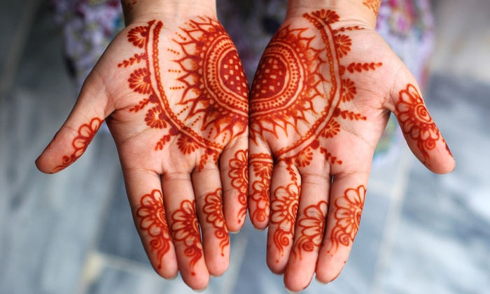 Henna Tattoo Vancouver Bc : Henna parties by minna groupon