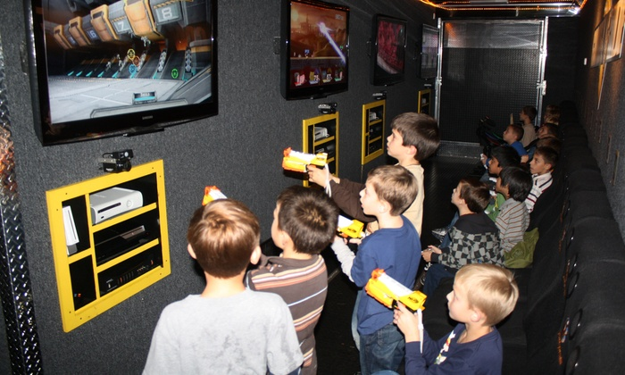 Gamin' Ride - Somerville: $199 for a 90-MInute Video Game Party from Gamin' Ride ($425 Value)