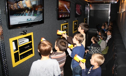 $199 for a 90-MInute Video Game Party from Gamin' Ride ($425 Value)