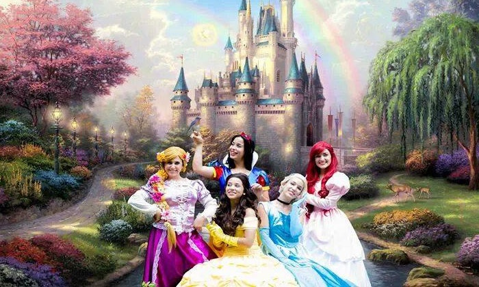 A Fairytale Come True - Palm Beach: Birthday Package with Games or Makeovers and a Princess Appearance at A Fairytale Come True (51% Off)