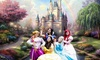 A Fairytale Come True: Birthday Package with Games or Makeovers and a Princess Appearance at A Fairytale Come True (51% Off)