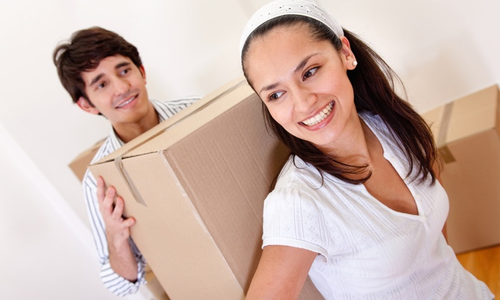 Royal Moving & Storage - Royal Moving & Storage: $195 for Three Hours of Moving Services with Two Movers and a Truck at Royal Moving & Storage($390 Value)