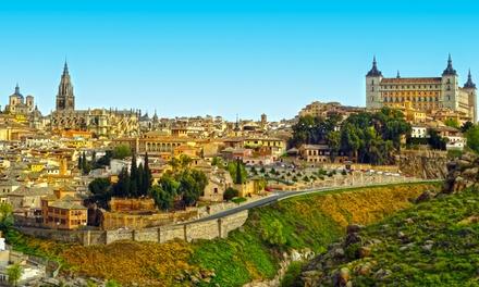Toledo: 1 o 2 noches para dos con desayuno y detalle en Hotel GIT Conquista de Toledo