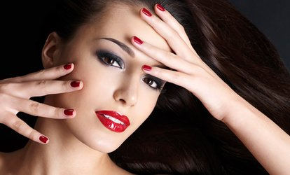 image for Choice of Shellac Nails or Shellac Manicure at Beauty by Danielle HJ (Up to 55% Off)