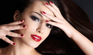 Beauty by Danielle HJ: Choice of Shellac Nails or Shellac Manicure at Beauty by Danielle HJ (Up to 55% Off)