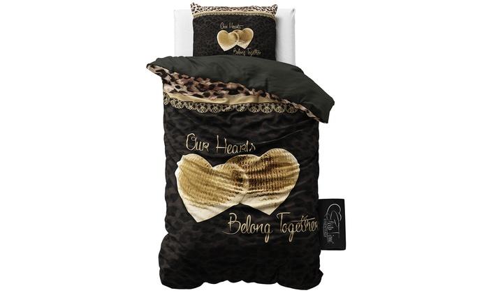 housses de couette printemps groupon. Black Bedroom Furniture Sets. Home Design Ideas