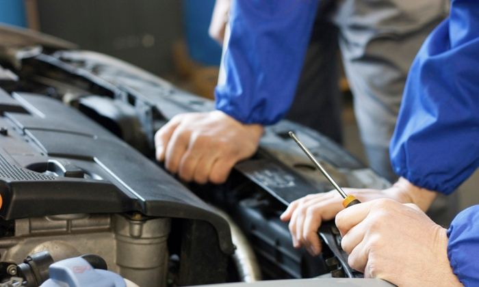 J. Gramley's Auto Repair - Pinellas Park: $20 for $40 Worth of Auto Maintenance and Repair at J Gramly's Auto Repair Inc