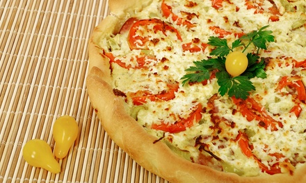 $16 for $30 Worth of Pizza, Pasta, and Serbian Food at Intermezzo Pizzeria and Cafe
