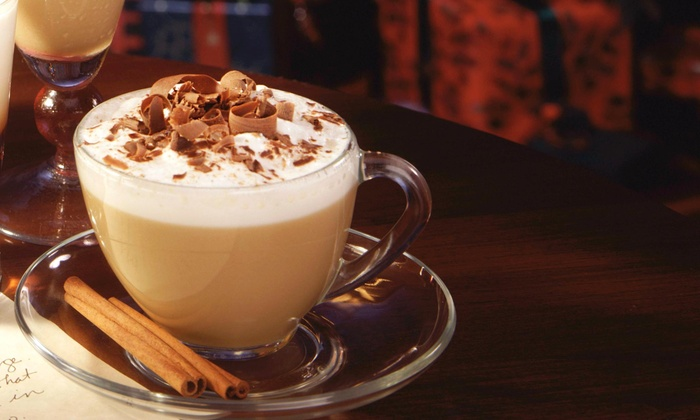 Morning Brew Coffee & Tea - Financial District: $1 Buys You a Coupon for 1 Tapioca When You Purchase 4 Tapioca Drinks Or More at Morning Brew Coffee & Tea