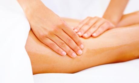 2 o 4 sesiones de masaje a elegir entre deportivo o local terapéutico desde 19,95 € en Centro de Osteopatía Garbis Oferta en Groupon