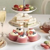 Afternoon Tea with Bubbly and Leisure Access