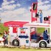 Breyer Classics Vet Care or Mobile Vet Clinic Set
