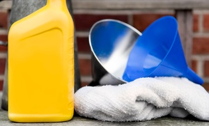 All Tune Car Care: One or Three Oil-Change Packages at All Tune Car Care (Up to 56% Off)