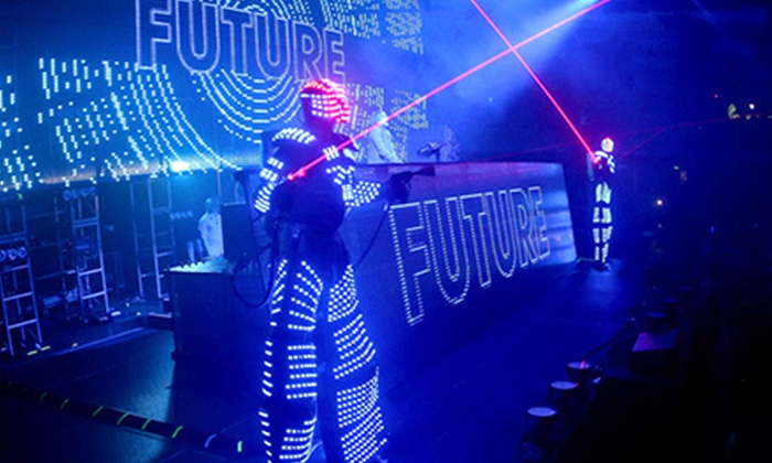 Kryoman Experience - Park City Live: Kryoman Experience Electronic Halloween Concert at Park City Live on Saturday, October 26 at 9 p.m. (Up to 57% Off)