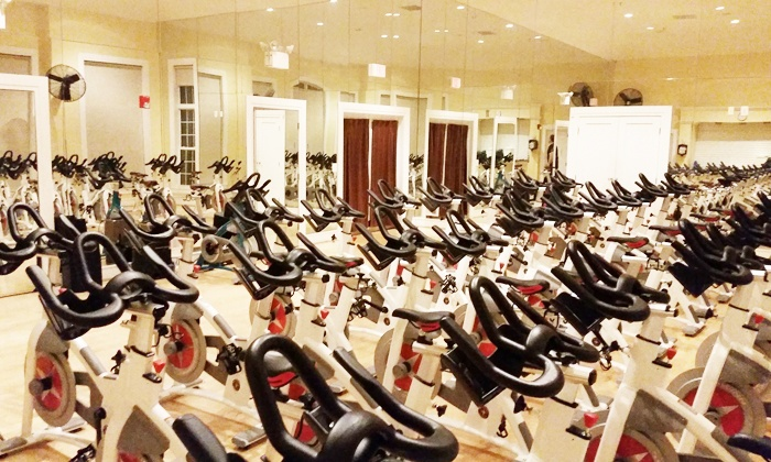 Cycle Scene - Cycle Scene: Two or Five Spin Classes at Cycle Scene (Up to 51% Off)