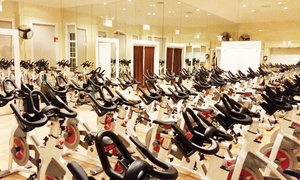 Cycle Scene: Two or Five Spin Classes at Cycle Scene (Up to 51% Off)