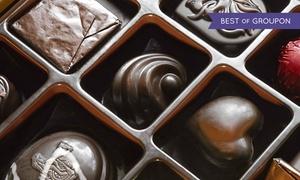 Rachel Dunn Chocolates: Chocolate-Making Class for One or Two at Rachel Dunn Chocolates (55% Off)