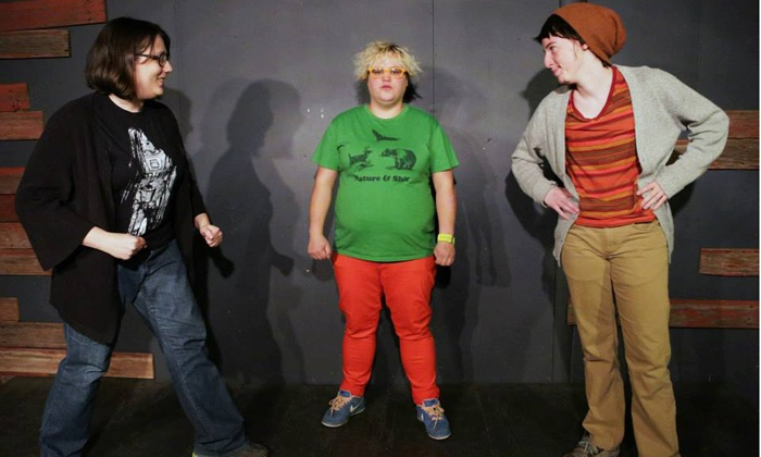 Backline Improv Theatre - Downtown: Improv Comedy Show at Backline Improv Theatre (Up to Half Off)