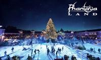 Phantasialand Wintertraum: découvrez ce parc d'attractions près de Cologne avec un ticket d'1 journée pour 25,50 € p.p.