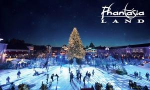 Phantasialand: Phantasialand Wintertraum: découvrez ce parc d'attractions près de Cologne avec un ticket d'1 journée pour 25,50 € p.p.