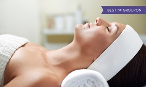 Tinna's Spa: Microdermabrasion or Chemical Peel with Facial and Aromatherapy at Tinna's Spa (Up to 73% Off)