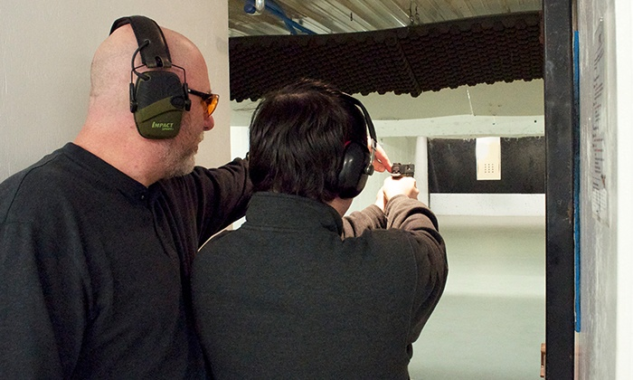 Critical Defense Training - Brighton: $75 for a Concealed-Pistol-License Class with a Gun Rental at Critical Defense Training ($150 Value)