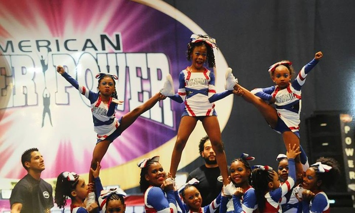 Texas Dynamic Cheer - Central Southwest: $100 for $200 Groupon — Texas Dynamic Cheer