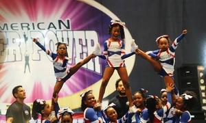 Texas Dynamic Cheer: $100 for $200 Groupon — Texas Dynamic Cheer