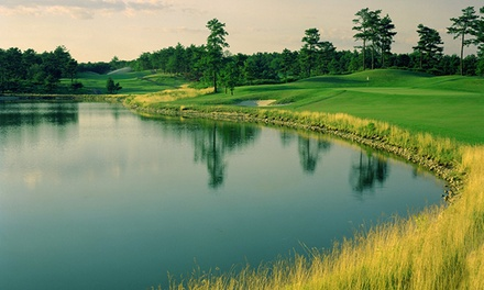 One  18-Hole Round of Golf Including Cart Rental at Atlantic Country Club (Up to 49% Off)