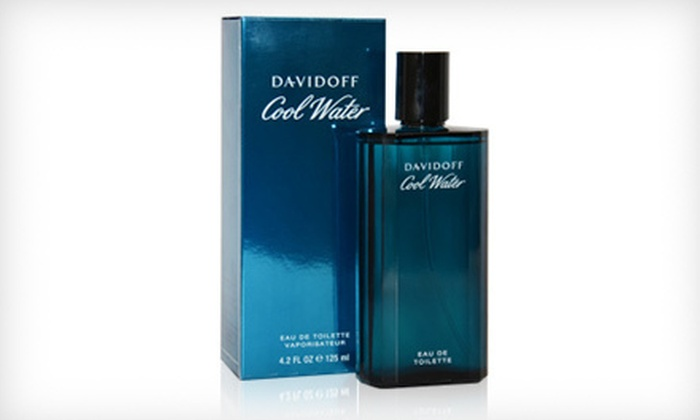 Cool Water by Zino Davidoff Cologne: $25 for a 4.2-Ounce Spray Bottle of Cool Water by Zino Davidoff Men's Cologne ($65 List Price)