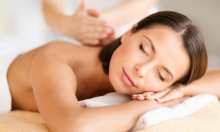 A 60Minute Swedish Massage at ReVitalyz Wellness Center (51% Off)